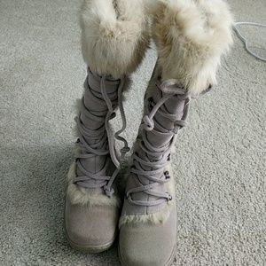 BearPaw Shoes - Bearpaw faux fur boots