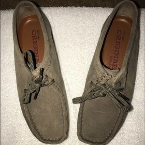 Clarks Shoes - Clarks, Walabees