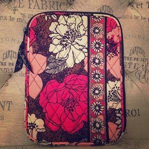 FINALNWOT Vera Bradley cute floral tablet case