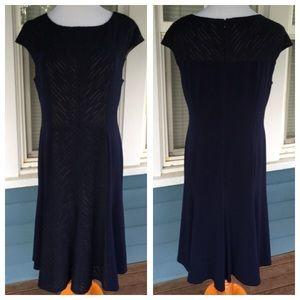 Anne Klein Dresses & Skirts - ANNE KLEIN Navy Blue Dress