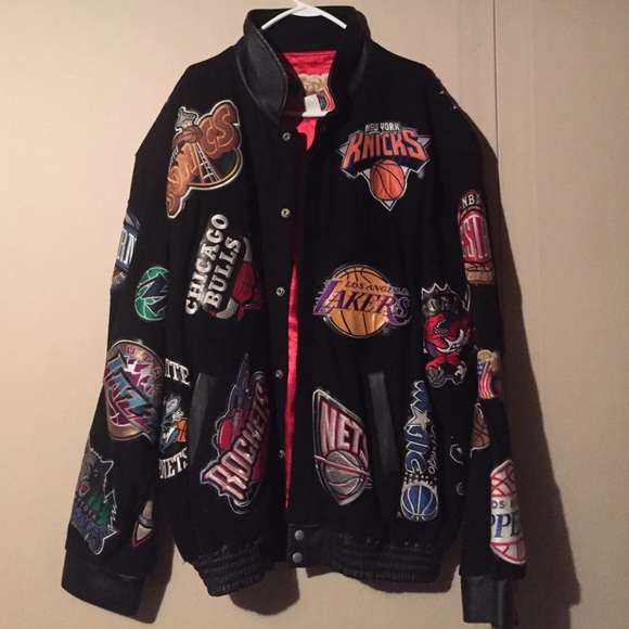 jeff hamilton Other - NBA Jeff Hamilton jacket vintage 58552094b