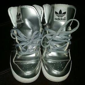 Jeremy Scott x Adidas Other - Silver Jeremy Scott silver Adidas
