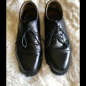 Dockers Other - Dockers Oxford Black Dress Shoe, 10.5