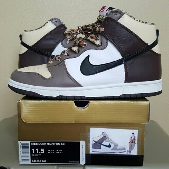 Nike Sb Dunk High Ferris Bueller Sz 15