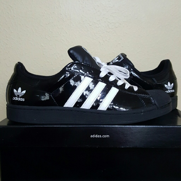 condón Kenia accidente  patent leather adidas superstars Shop Clothing & Shoes Online