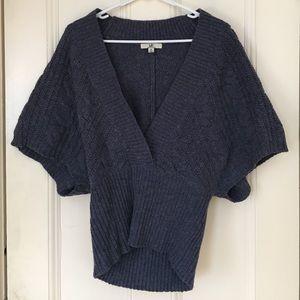 Navy Blue YA Los Angeles sweater