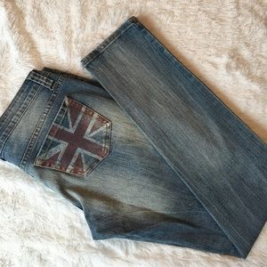 "Britt Denim - Britt woman's jeans 31 1/2"" inseam"