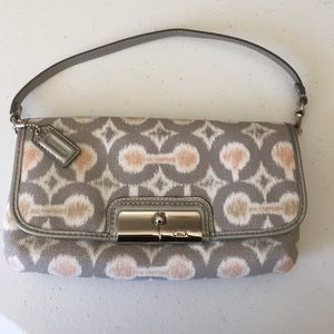 Coach wristlets/ clutch purse