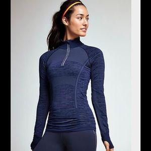 Athleta Tops - Athleta Fast track workout top Sz S