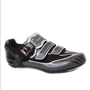 Shoes - Gavin elite road cycling shoe with spd cleats