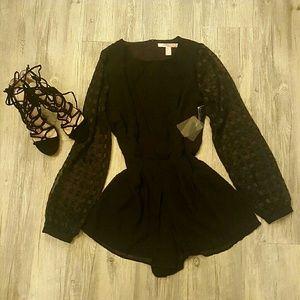 Dresses & Skirts - Black romper