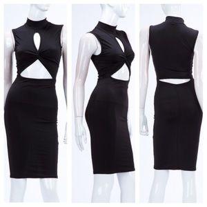 Dresses & Skirts - MIAMI BEACH BOUTIQUE - Cut Out Mini Dress