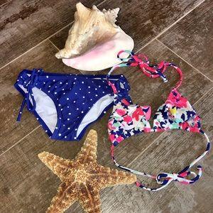 Roxy Other - 🐚👙Roxy Girl's Bikini Size 8👙🐚