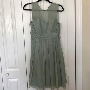 J.crew bridesmaids dress