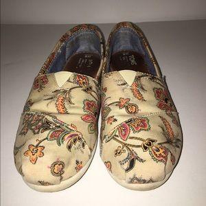 TOMS Shoes - Toms Vintage Paisley Print Classics
