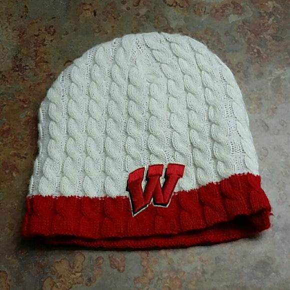 on sale 5d8e2 86c41 Cute Wisconsin Badger hat. M 587fea0f13302a764b00042b.  M 587fea134225be36cb000671. M 587fea0f13302a764b00042b   M 587fea134225be36cb000671