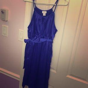 Motherhood Maternity Dresses & Skirts - Blue maternity dress