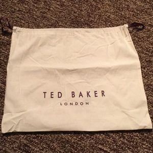 "Baker by Ted Baker Handbags - 14"" x 14"" Ted Baker dust bag😻"