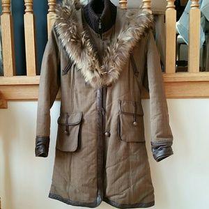 Mackage Jackets & Blazers - Mackage brown coat sz xs/sm women's