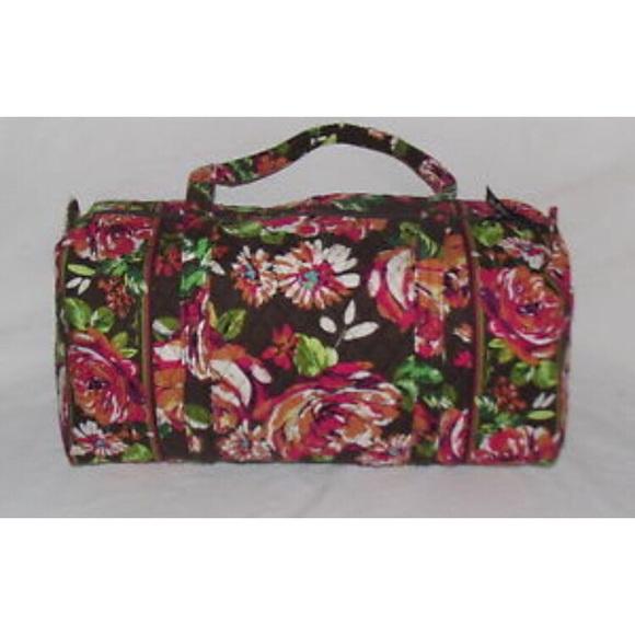 75b20abb3c Vera Bradley Small English Roses Duffel. M 587ff0c756b2d6e915001702