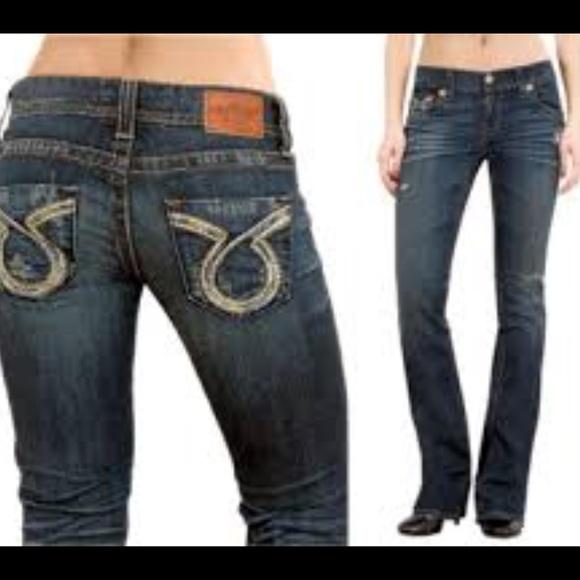 3d818ba671d Big Star Denim - Big Star Sophie size 29 denim jeans