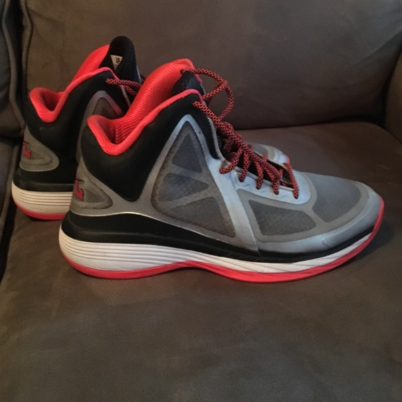 Mens Apl Basketball Shoes Size