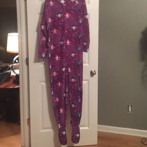 Clearance Joe Boxer Footed Penguin PJs NWT