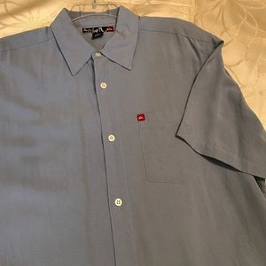 Quiksilver Other - Men's Sky Blue Quicksilver Button Up, Small