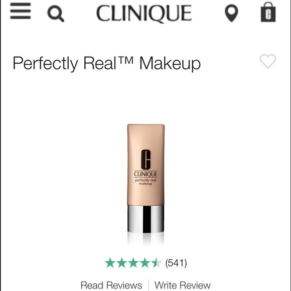 Perfectly Real Compact Makeup by Clinique #5