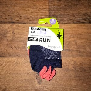 Smartwool Other - New Medium 7-9.5 Smartwool Running Socks Purple