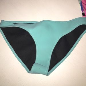 Neoprene triangl dupe bottoms