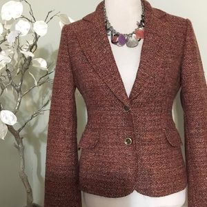 The Limited Jackets & Blazers - THE LIMITED WOOL BLAZER