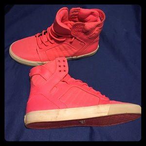 Supra Shoes - Supra high tops