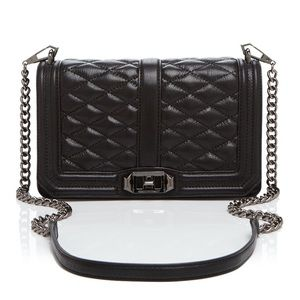 Rebecca Minkoff Handbags - Quilted Love Crossbody