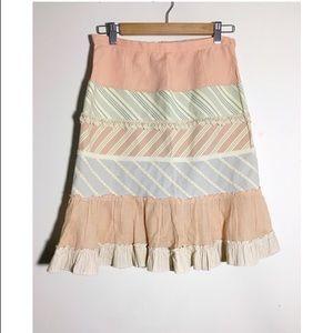 Moschino Dresses & Skirts - BNWOT Moschino Cheap & Chic boho striped skirt 8