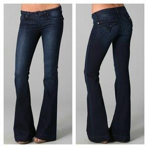 Hudson Jeans Denim - Hudson Ferris Flare Jeans