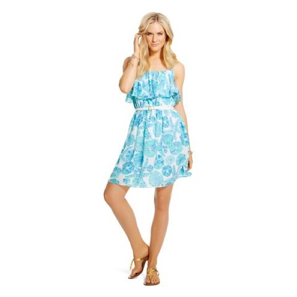 ebdc4e04092 Lilly Pulitzer by Target Sea Urchin Dress