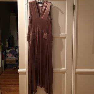 Ann Demeulemeester Dresses & Skirts - Ann Demeulemeester satin gown Barneys New  York