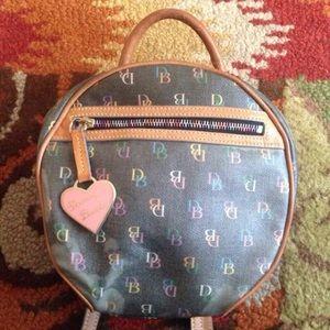 Dooney & Bourke circle backpack