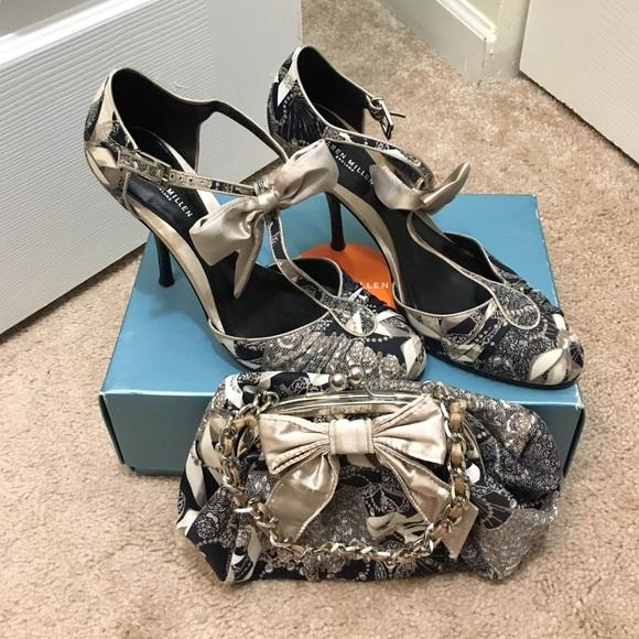 b14365d043 Karen Millen Shoes | And Matching Bag | Poshmark
