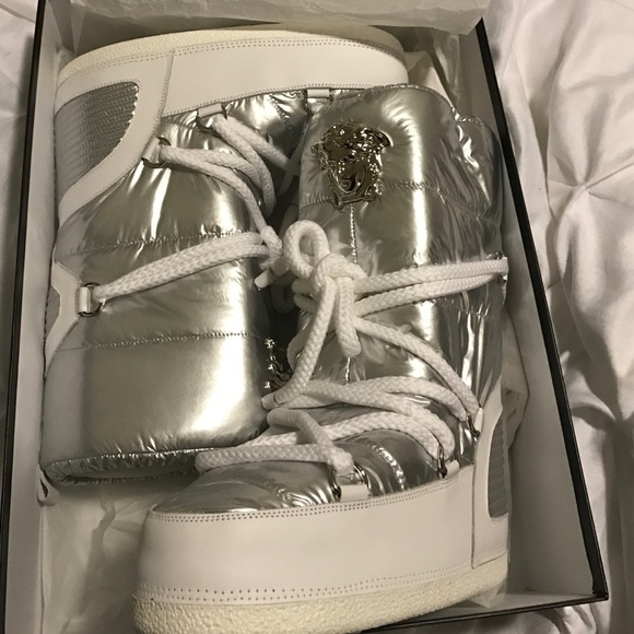 Versace Shoes | Versace Moon Boots Sold