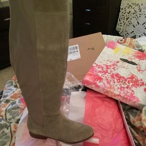 44372846607 Chinese Laundry Shoes - NEW! Chinese Laundry Robin over the knee boots