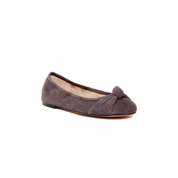 ed8135fc8dc98 Sam Edelman Suede Leather Ballet Flats. M 59ab3d825a49d0fe64033c1d