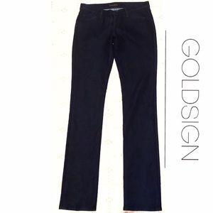 Goldsign Denim - Like New GOLDSIGN Straight Leg Jeans Sz. 27
