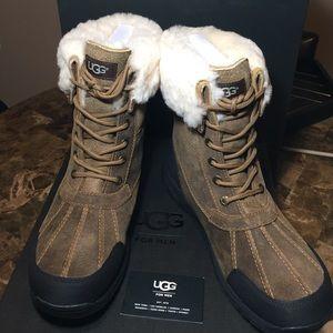 UGG Other - Ugg men butte bomber boots