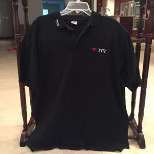 TYR Other - TYR men's cotton polo L XL