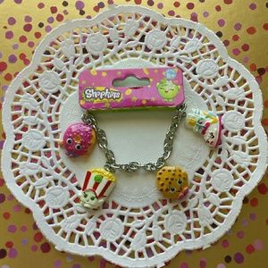 Shopkins Other - Shopkins Charm Bracelet Children's  Jewelry