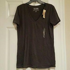 Decree grey t shirt size xl