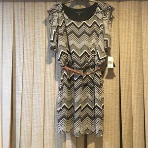City Triangles Dresses & Skirts - Black and white dress