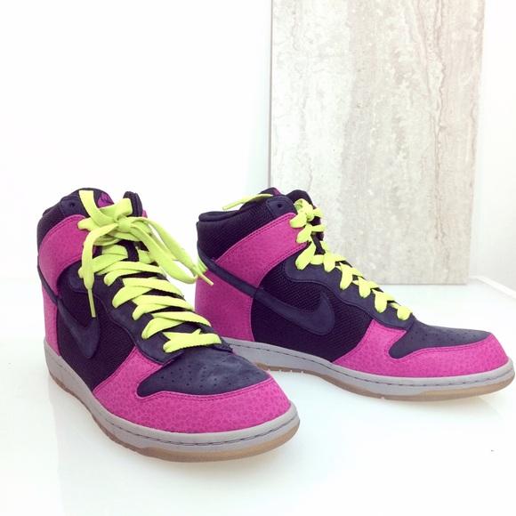 NWOT Nike Dunk HighTop Pro SB